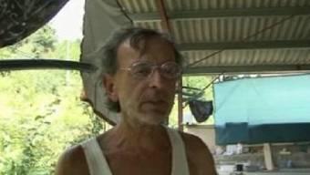 Erich Schlatter in der SRF-Sendung von 2007.