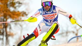 Charlotte Chable schafft im Europacup den Sprung aufs Slalom-Podest