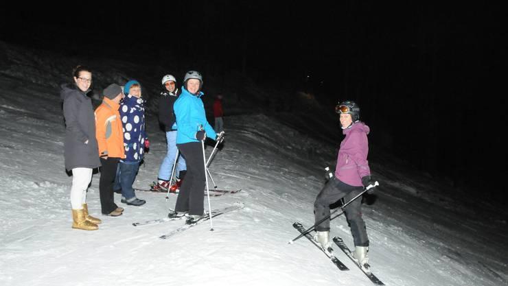 Dreimal konnte diese Saison das Nachtskifahren auf dem Grenchenberg durchgeführt werden. Am vergangenen Mittwoch tummelten sich zahlreiche Wintersportler auf der Piste. Wenn es die Verhältnisse zulassen, leuchten auch am 26. Februar noch ein letztes mal die Scheinwerfer
