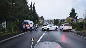 Unfall Gerlafingen 18. November