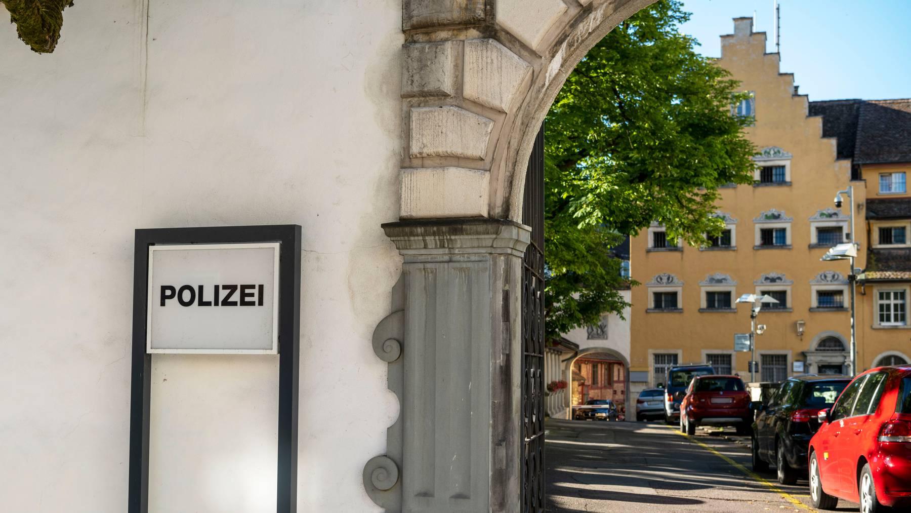 Nach einer Schlägerei ist im Kanton Schaffhausen ein 64-jähriger Mann verstorben.