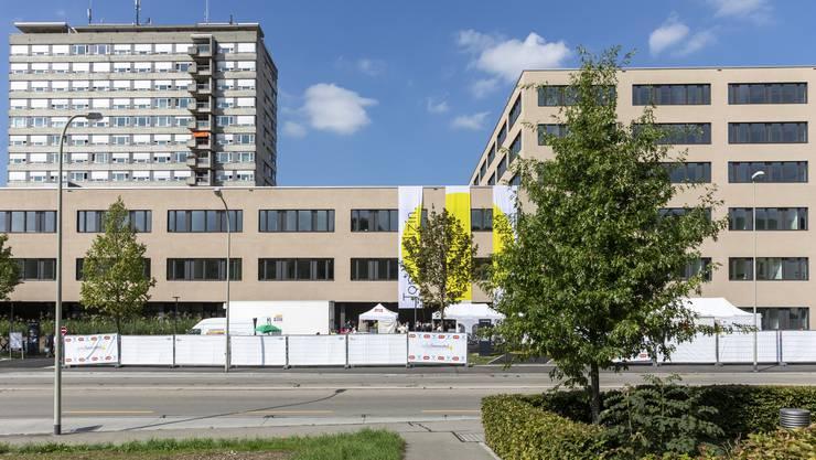 Eröffnung Spital Limmattal, am 15. September 2018 in Schlieren. .