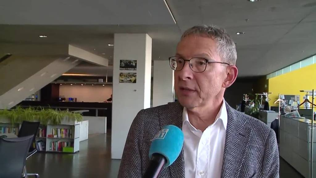 """Regierungsrat Urs Hofmann: """"Härtefälle sind für die Gemeinden aufwendig"""""""