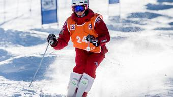 Der Tessiner Buckelpisten-Spezialist Marco Tadè zog sich im Training eine Knieprellung zu und fällt für die Olympischen Spiele aus