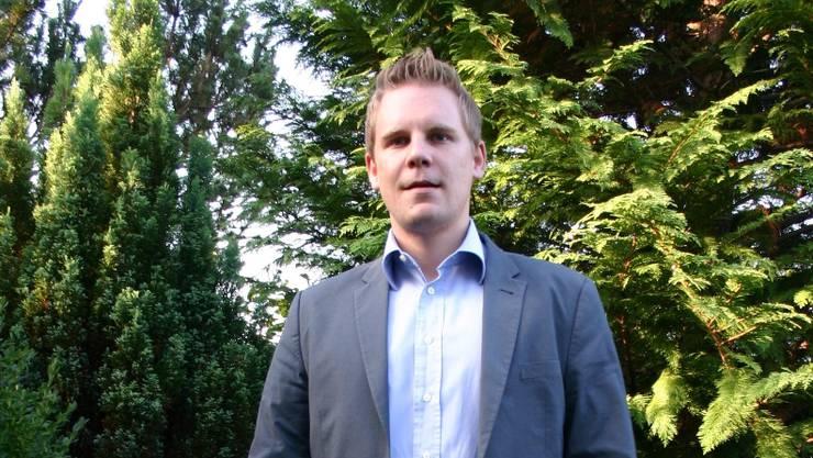 Nach knapp sechs Jahren ist Schluss: Tiedt tritt aus dem Geroldswiler Gemeinderat zurück.