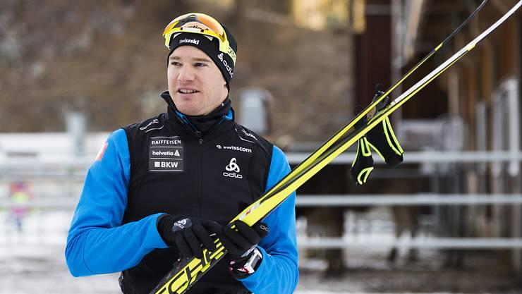Noch fehlt ein Sieg in Oslo im eindrücklichen Palmarès von Dario Cologna