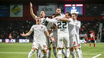 Xamax - FC Basel (23.02.2019)