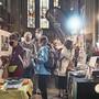 Rund 4000 Besucher bestaunten die veganen Neuigkeiten in der Elisabethen-Kirche.