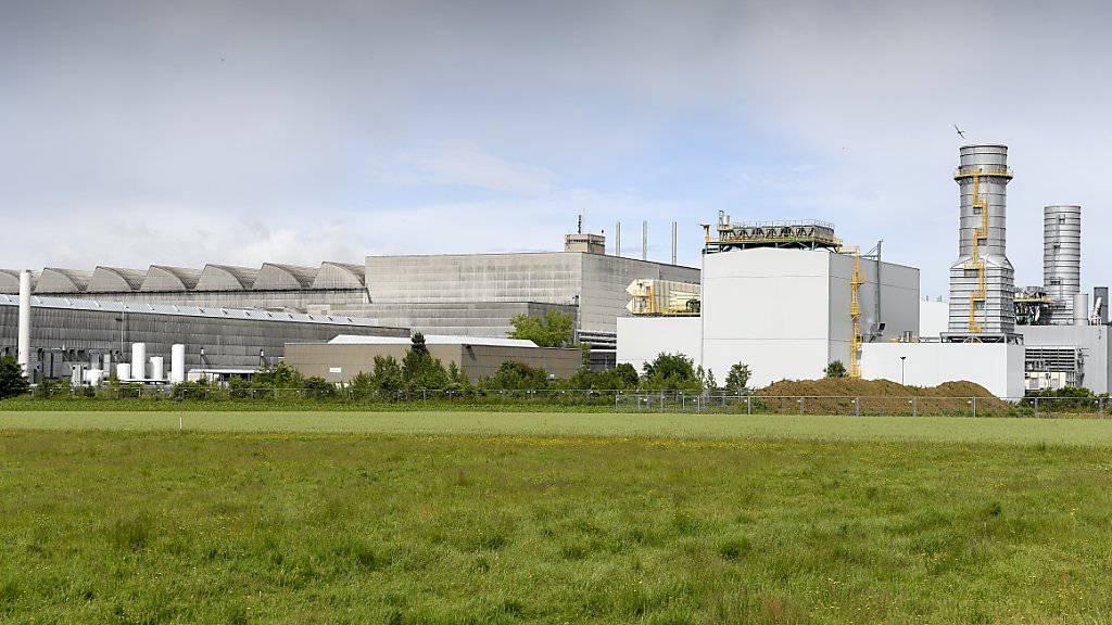 Sitz der Alstom Schweiz in Birr: Nach der Übernahme der Energiesparte durch GE droht hier ein weiterer Stellenabbau.