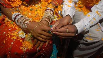 Unter 18-Jährige sollen in den Niederlanden nicht mehr heiraten dürfen (Symbolbild)