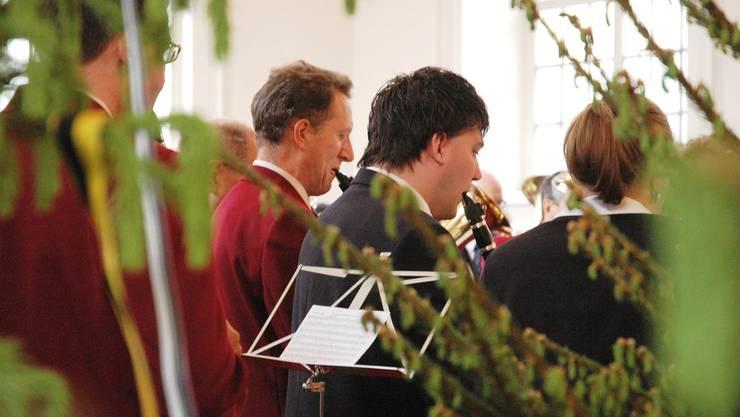 Stadtmusik Brugg und Stadtkapelle Rottweil vereint