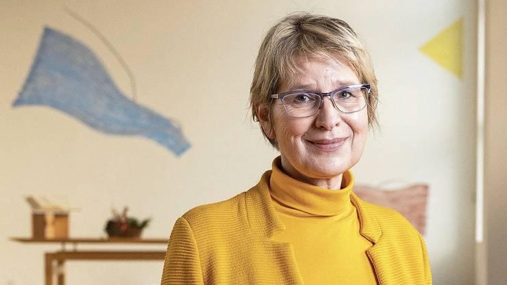 Pfarrerin Bettina Lukoschus ist überrascht, wie Leute den Abschied von ihren Liebsten trotz Corona würdig gestalten.