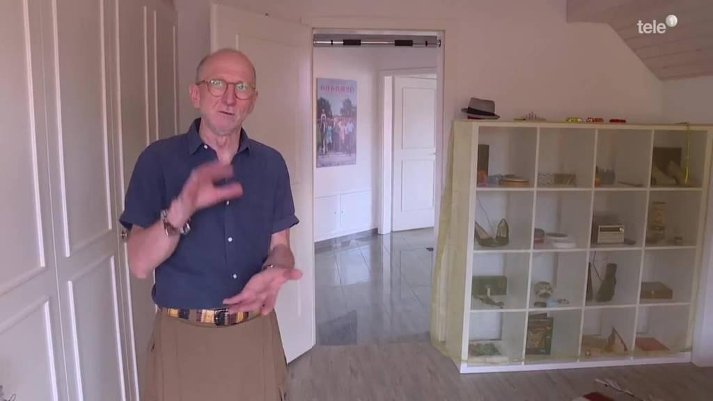 """Willi (66) zeigt """"sis Dihei"""""""
