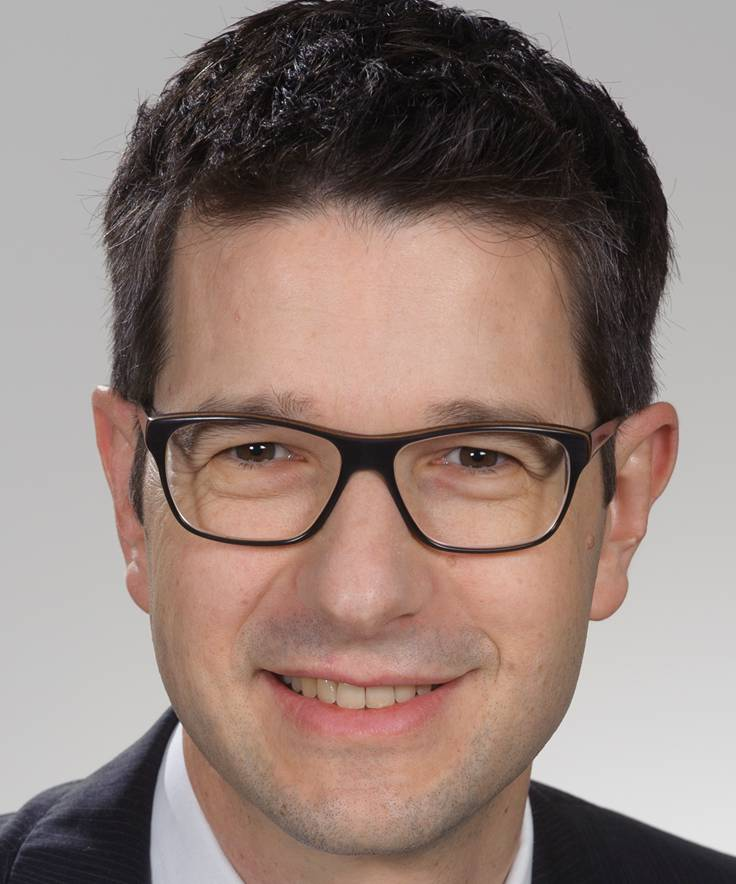 Roger Erdin, Stadtschreiber Rheinfelden