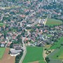 Gehören zu den wachstumsstärksten Gemeinden: Gipf-Oberfrick (im Vordergrund) und Frick.