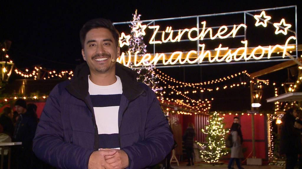Weihnachtsdorf Zürich