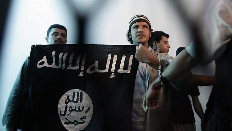 Dschihadisten: Basel will Vorkehrungen treffen.(Symbolbild)