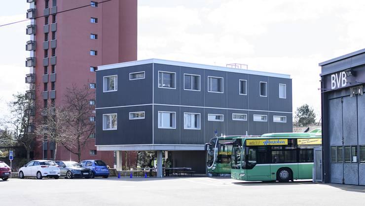 Das Depot an der Rankstrasse könnte man umwelt- und verkehrsverträglich ins Quartier integrieren. (Archivbild)