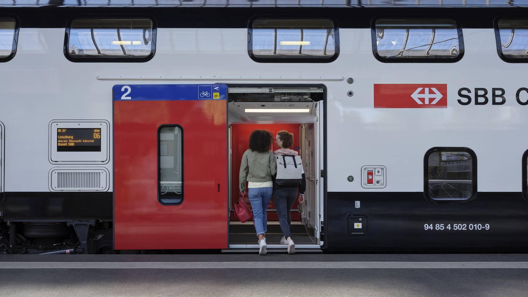 Züge zwischen Bern und Olten werden umgeleitet