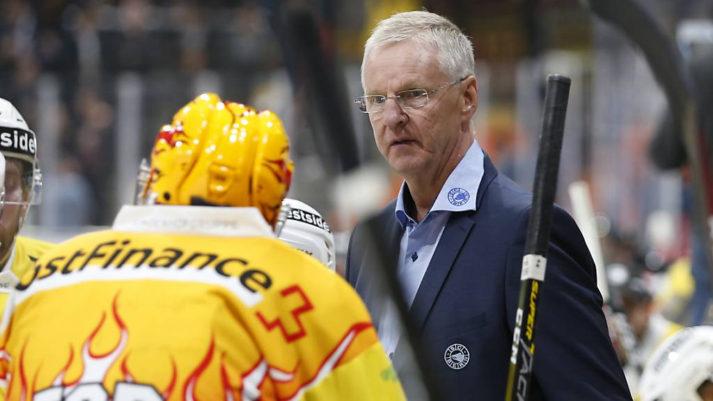 Kari Jalonen auch nächste Saison SCB-Coach