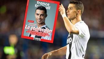 Cristiano Ronaldo hat für «France Football» ausgepackt.