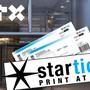 Wird ausländisch: Die Zürcher TX Group, welche unter anderem den «Tages-Anzeiger» herausgibt, verkauft den Ticketanbieter Starticket nach England.