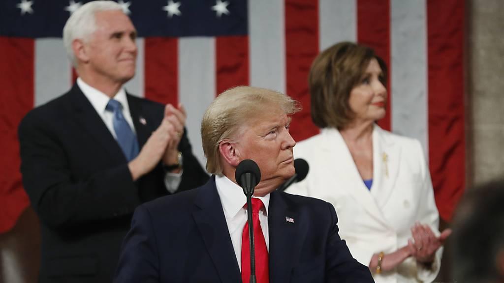 Demokraten leiten Schritte zur Amtsenthebung Trumps ein