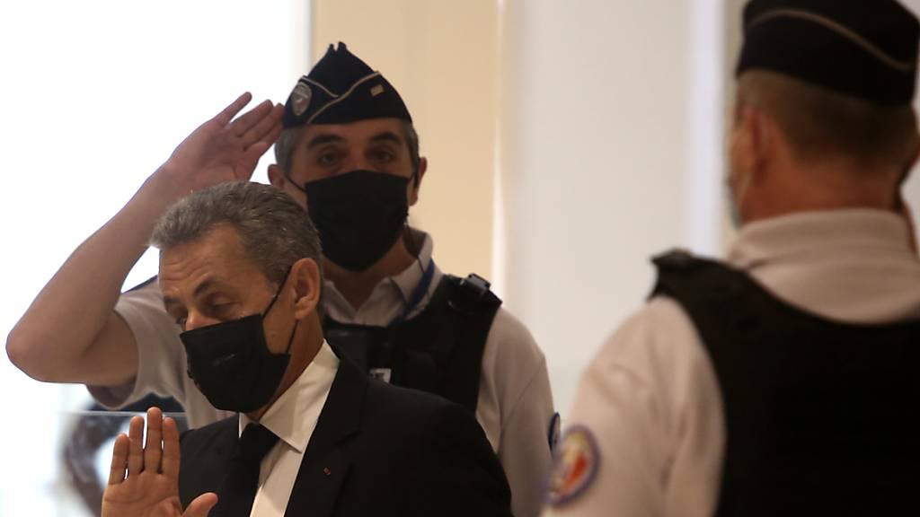 Urteil gegen Sarkozy in Prozess um Wahlkampfkosten erwartet