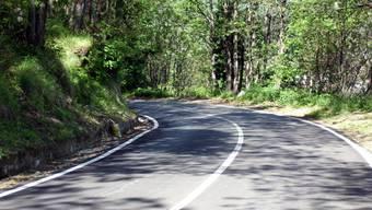 Welcher Velofahrer möchte auf dieser Strecke nicht hochfahren?
