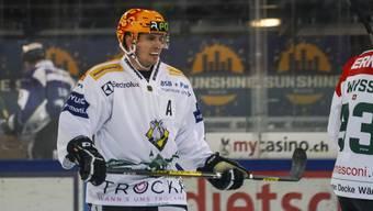 Eishockey, Swiss League, 17. Runde, EVZ Academy - EHC Olten  (29. Oktober 2019)