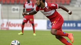 Carlitos' Spielübersicht bleibt Sion bis 2018 erhalten