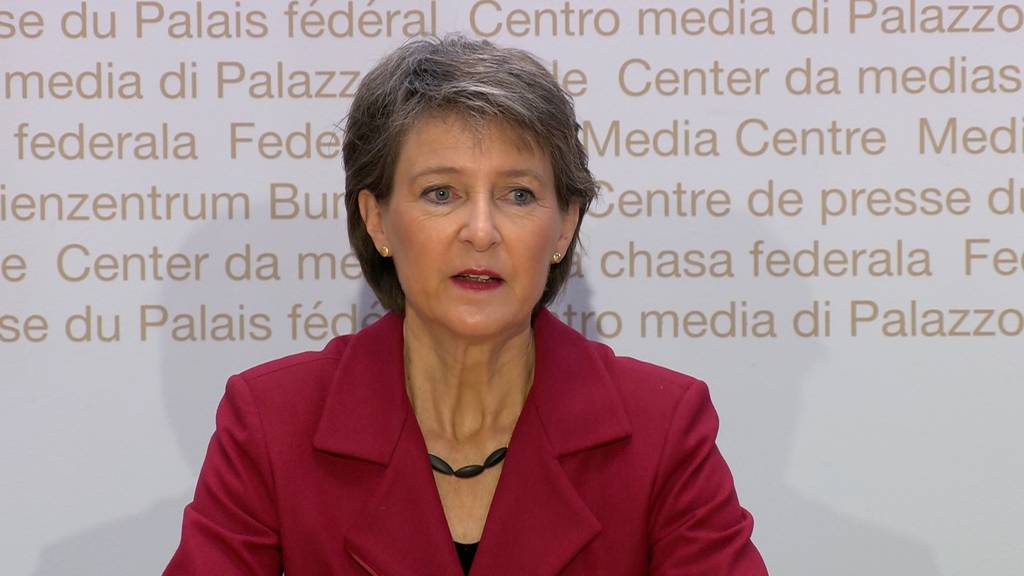 Bundesrat trifft Kantone für Corona-Lagebeurteilung