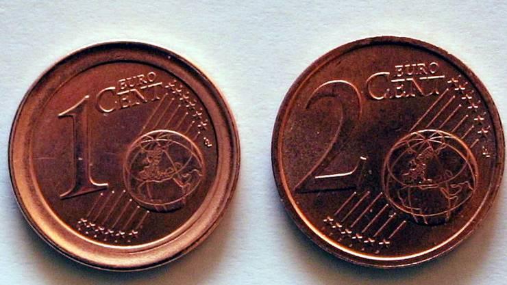 Italien Schafft 1 Und 2 Cent Münzen Ab Wirtschaft Az Aargauer