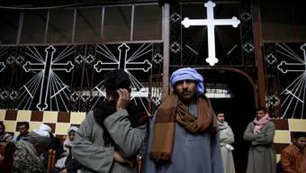 Ägyptens Kopten trauern nach der Ermordung von 21 Glaubensbrüder durch die Terrormiliz IS.
