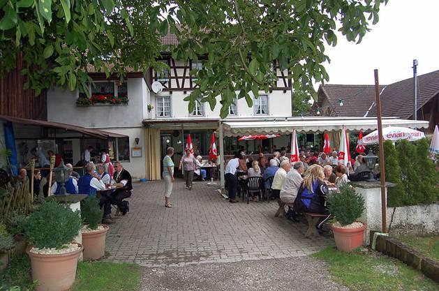Restaurant Steinenbühl