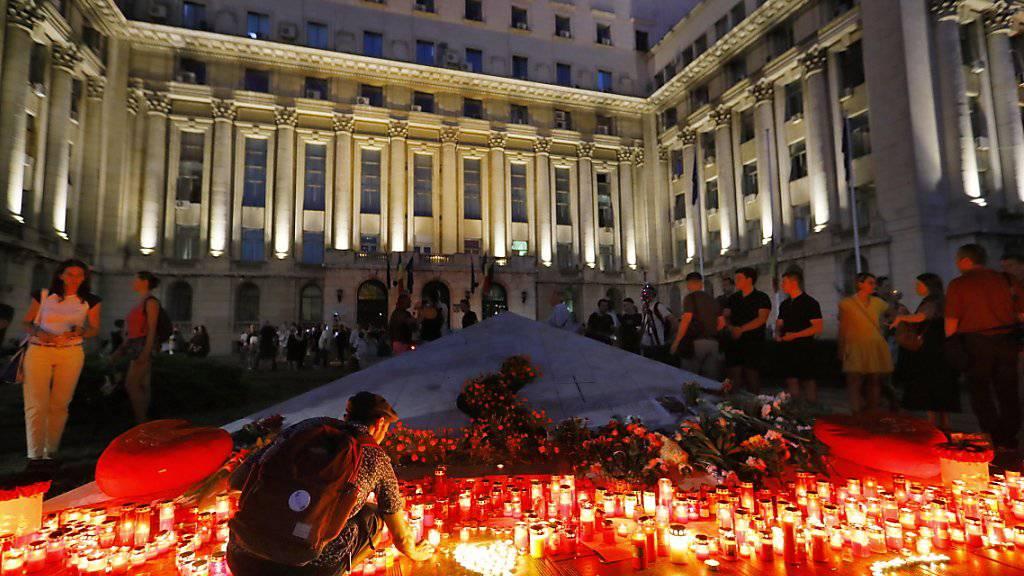 Massenproteste nach Ermordung von 15-Jähriger