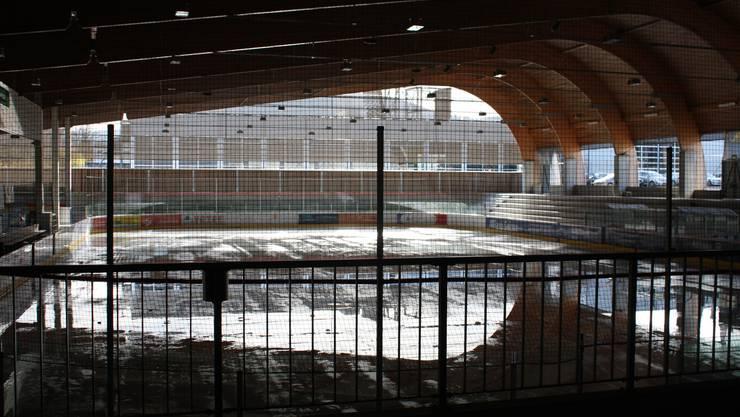 Das Eis ist geschmolzen. Um das marode Holzdach bahnt sich jetzt ein wüster Rechtsstreit an.