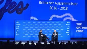 Das Swiss Economic Forum wird aufgrund der Corona-Pandemie in den Herbst verlegt. (Archivbild)