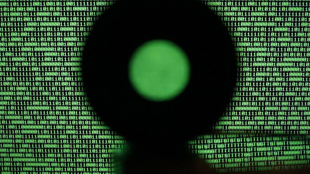 Die USA haben den Chinesen vorgeworfen, grossangelegte Hackerangriffe auf US-Behörden und Firmen verübt zu haben - die Chinesen dementieren jedoch umgehend. (Symbolbild)