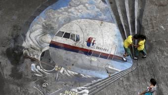 Wo ist das Flugzeug des MH370-Flugs der Malaysian Airlines?
