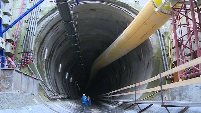 """SBB laden zum """"Tag des offenen Tunnels"""""""