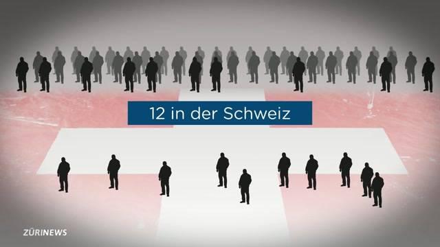 Dschihadisten in der Schweiz