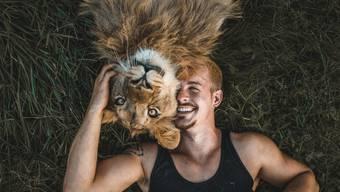 Instagram-Star Dean Schneider rettet Tiere aus Gefangenschaft