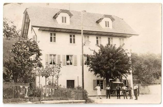 Seit 90 Jahren ist die Bäckerei im Besitz der Familie Stutz.