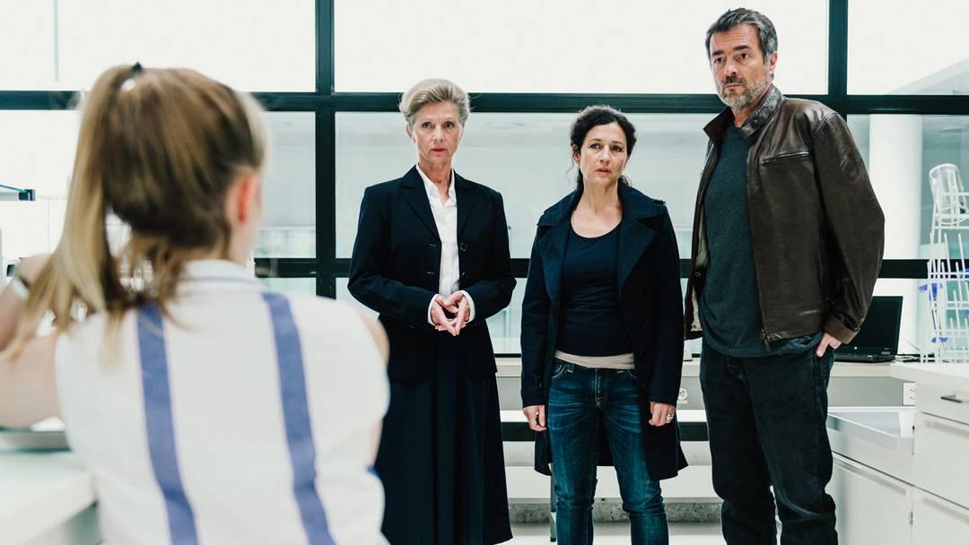 Sechsmal «Tatort» Luzern, siebeneinhalb Minuten Action