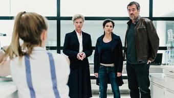 Wir zeigen Ihnen die besten Showdowns der Geschichte des Schweizer «Tatorts» – und als Tüpfli auf dem «i»: Den Anfang des neuen «Tatorts» vom kommenden Sonntag mit dem Titel «Kleine Prinzen».
