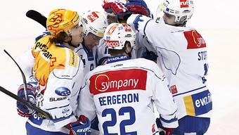 ZSC feiert deutlichen Sieg in Lausanne