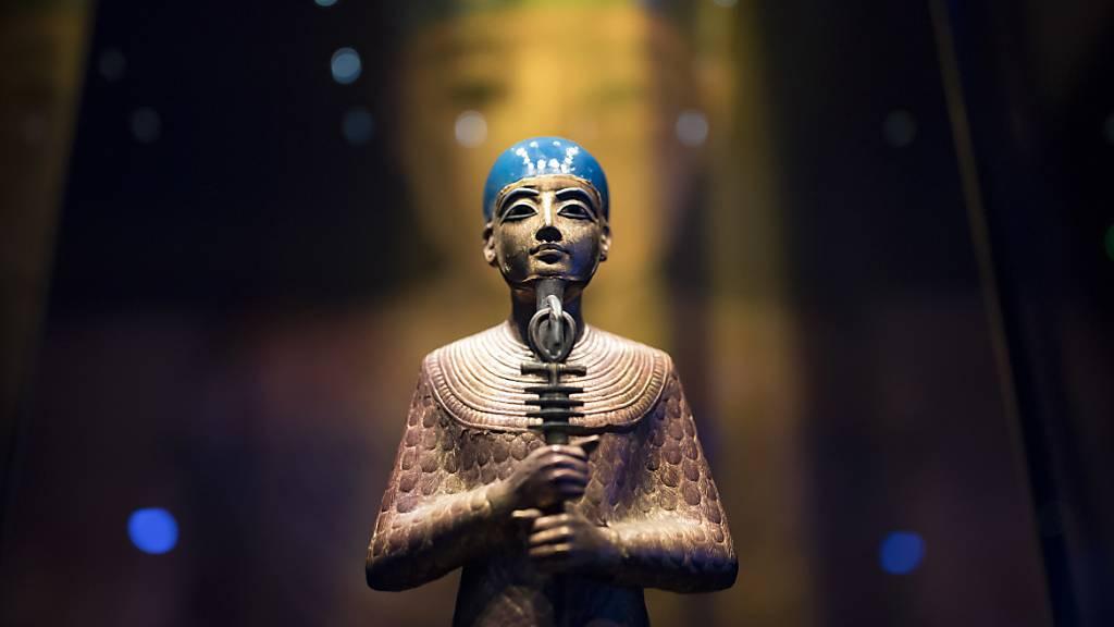 Tutanchamun-Ausstellung in Paris bricht Rekorde