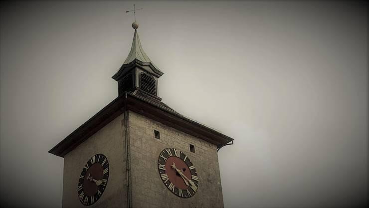 Inbrünstiges Glockengeläut ist jeweils auch vom Bieltor her zu hören – sechs Minuten nach dem Schlag des Zeitglockenturms.