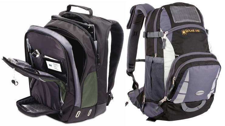 Reicht ein prall gefüllter Rucksack für einen Regierungsratssitz? Oder sind zwei besser?
